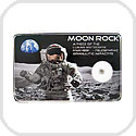 Moon Rock Display Boxes