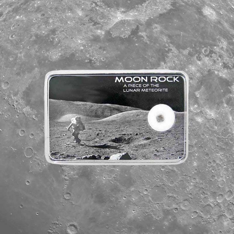 Lunar Meteorite Moon Rock DB7