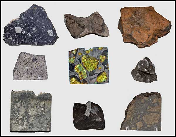 Meteorite Identification The Meteorite Exchange Inc